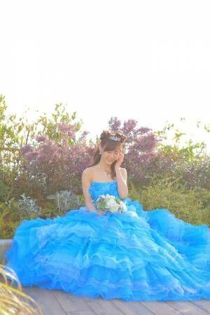 """モー娘。生田衣梨奈、""""ディズニープリンセス""""風ドレス姿に「美しい」「最強にかわいい」と反響"""