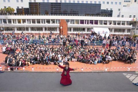 NGT48・北原里英、アイドル人生最後の握手会終える「自分の10年は間違っていなかった」