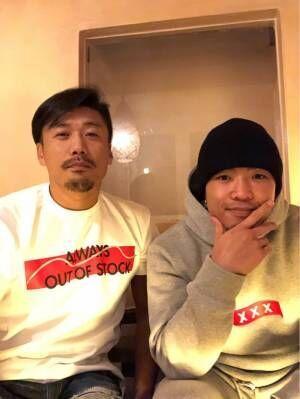 """金子賢、GENERATIONS数原龍友と""""さし飯""""「一番楽しいんだわ」"""