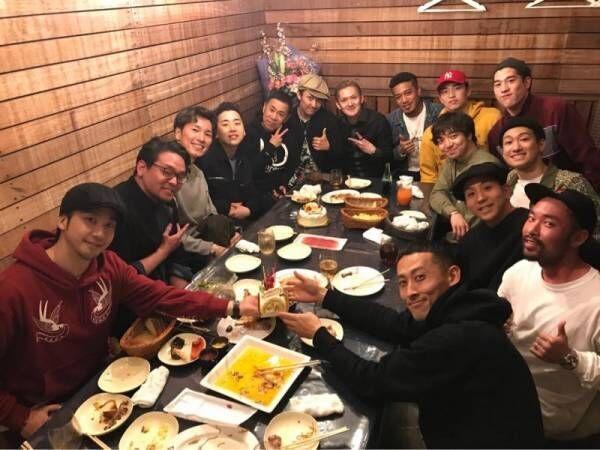 岡村隆史・三浦大知らと花見会を報告「いい男集団!!」「最高すぎます!!!」とファン歓喜