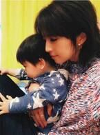 安田美沙子、動き回る息子にしみじみ「もう赤ちゃんじゃなくなって来たなぁ」