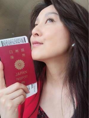 藤原紀香、夫・愛之助の舞台観劇で台湾へ「完売で盛り上がっているようです」