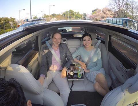 アンミカ、「このデザインは、日本にたった一つ」VOLVOの新車を購入 豪華な内装も紹介