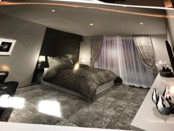 """アレク、新居の""""リッツ・カールトン""""風寝室CG画像を公開「ちょっと自慢しちゃうね」"""