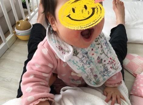 紺野あさ美、生後6か月の娘が「ママと言った日記念日」動画公開