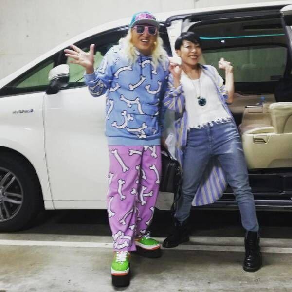 DJ KOO、TRFメンバーETSUと初のバラエティーロケ「この組み合わせは超絶にレア」