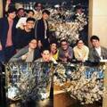 藤木直人が店を貸切予約した食事会に妻夫木聡&マイコ夫妻が参加