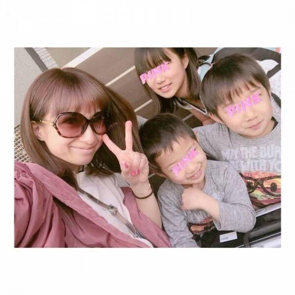 辻希美&杉浦太陽、ハワイへ家族旅行「テンション高め」な子ども達の様子公開
