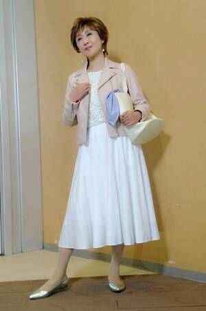 小林幸子、全身ユニクロコーデ公開 いつもと違う衣装に「ドキドキでした」