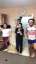 平野ノラ、踏み台昇降で3kgの減量に成功「おススメバブリー!」