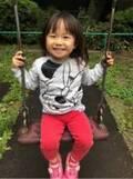東尾理子、2歳8か月の長女・青葉ちゃんは「小さい時の自分に似てる」