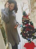 モデル・佐藤飛鳥 双子を妊娠したことを報告&5ヶ月目のお腹公開