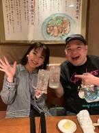 内山信二、平祐奈の20歳を焼肉で祝い「ますます素敵な女性になった祐奈ちゃん」