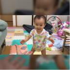 金田朋子&森渉、初めて歩いた娘「今まで味わったことのない感動」