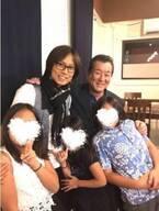 つんく♂、加山雄三とハワイで家族ディナー「ぼかぁ~幸せだなぁ~!」