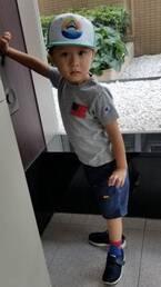小原正子、息子がスイミングスクールで大泣き「しがみついて私から離れない」