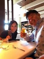 花田虎上、家族ディナーで妻に牡蠣を譲り「私が我慢します」