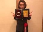 女子カーリング『ロコ・ソラーレ』流行語大賞を受賞し喜びの報告「ポジティブに声を掛け合い、歩んで参りたい」