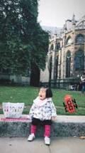 窪塚洋介の妻・PINKY、外出時に娘が食べている物を紹介「お勧めです」