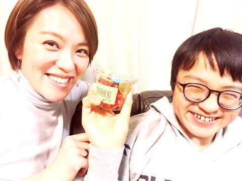今井絵理子、聴覚障害持つ息子との2ショット写真公開「一番愛しています」