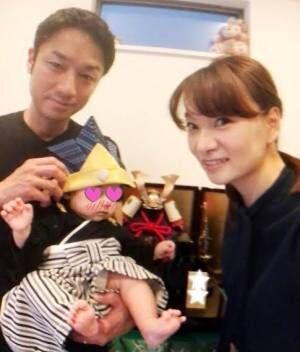保田圭、息子の哺乳瓶嫌い問題が解決するも「母乳拒否になりました」