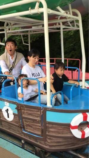 東尾理子、福岡へのプチ家族旅行を終え「とても貴重な週末になりました」