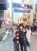 ダイアモンド☆ユカイ、娘とリンクコーデで竹下通りデート「ステキ」「幸せそう~」とうらやむ声