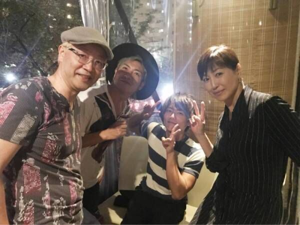 杉浦太陽、パーティーで高島礼子と初対面「とても気さくで本当に素敵な方」