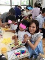 花田虎上、娘が七夕参観で短冊に書いた願い事「ママになりたい」
