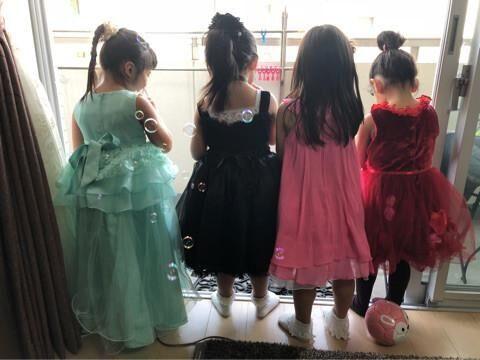 安藤美姫、娘・ひまわりちゃんがひな祭りでドレスアップ「可愛かった〜」