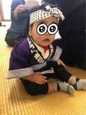 """福田萌、息子が""""泣き相撲大会""""に出場「初めて息子が主役のイベント」"""