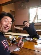 寺門ジモン、フェンシング・太田雄貴と上越の旅「山の幸にみんな興奮!」