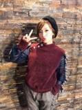 梅田彩佳、普段なかなか着ないコーデを披露し「かわいい~」