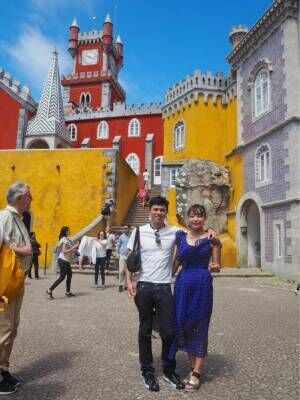 小島よしお、夫婦でポルトガルへ行ったきっかけ「響きがピーヤみたい!」