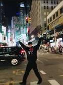 中川大志、テンション上がったNYでの写真に「スタイル抜群」「めっちゃ可愛い」の声
