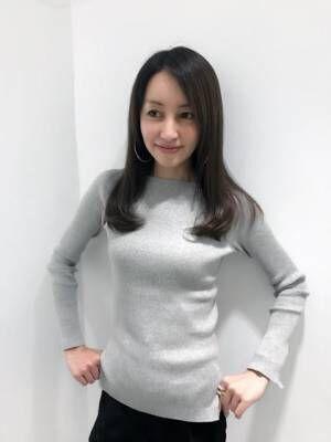 矢田亜希子、髪を4cmカットし「けっこう短く感じる」