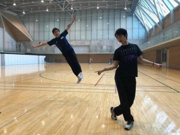 織田信成、羽生結弦と練習中の2ショット公開「ホッとする」「ツボ」とファン歓喜