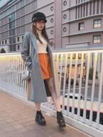 菊地亜美、夫の誕生日デート用のミニスカ姿に「美脚」「セクシー」と称賛の声