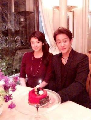 片岡愛之助、妻・紀香は「驚くべきパワーの持ち主」サプライズ誕生祝いに感謝