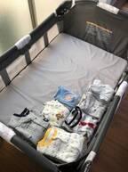 金山一彦、第3子のベビーベッドや服を準備「何故か胸が熱くなり」