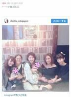 SHEILA、ほしのあき、澤穂希、MALIA.ら豪華アスリート&アスリート妻の集合ショット公開