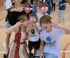 辻希美&杉浦太陽、次男の保育園ラストの運動会へ「胸キュンが止まらず」「私の心はやられました」