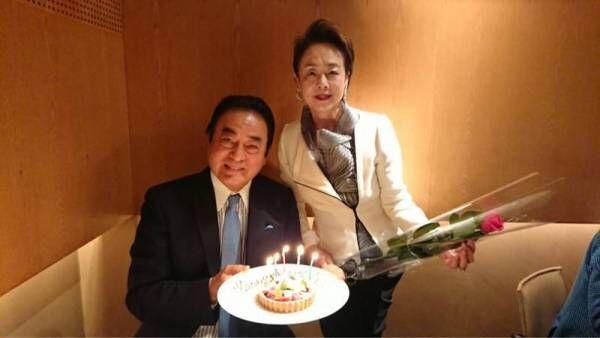 高橋真麻、父・高橋英樹に感謝の言葉「嫁入り前日みたい」
