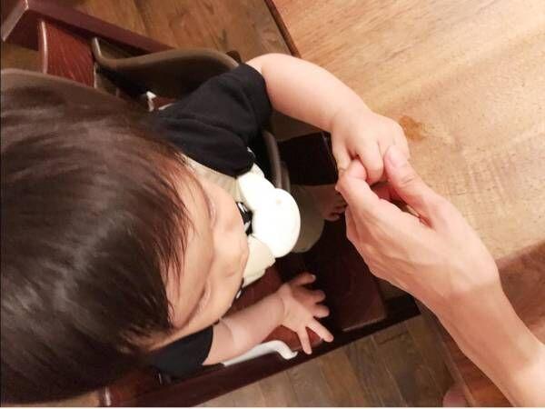 安田美沙子、息子が初めて39度の熱を出し「ママいっぱいいっぱい!」