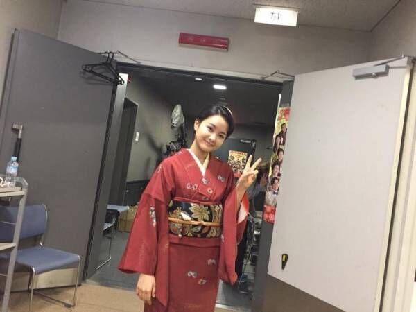 葵わかな、朝ドラの撮影が終了し回顧「命かけてやってきた」