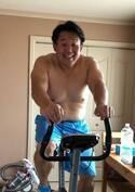 花田虎上、ダイエットのスタンスは「痩せ過ぎないように、健康的に」