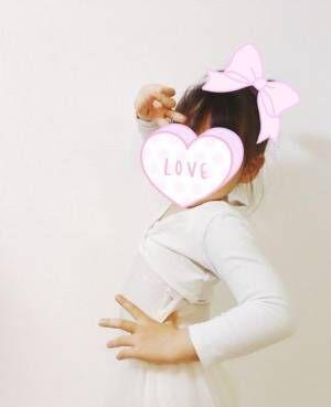 """加護亜依、娘のレオタード姿に""""きゅん"""" 読者からは「プリティー!!」「可愛い」の声"""