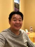 花田虎上、マッサージでのビフォーアフター写真を公開「顔に力が戻りました」