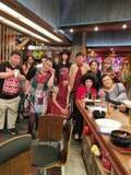 激辛料理を食べ救急車で運ばれた二胡奏者・KiRiKo『アウト×デラックス』出演し集合ショットを公開