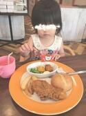 森崎友紀、2歳の娘が『ジョナサン』デビュー サービスに感動「妊婦にも嬉しいです」